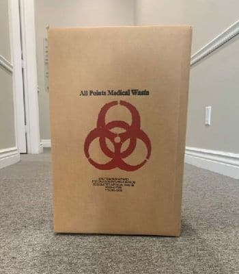 15 gallon container