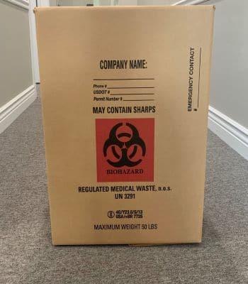 30 gallon container